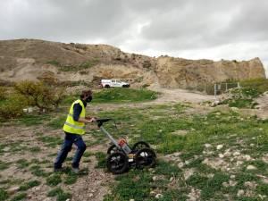 Orihuela iniciará próximamente la excavación en el Yacimiento de Los Saladares