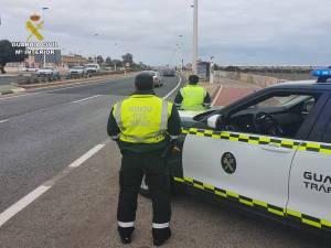 Prisión para un conductor ebrio tras circular más de un kilómetro en sentido contrario por Torrevieja