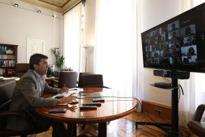 La Comisión Provincial del Agua de la Diputación logra la unidad en la defensa del trasvase Tajo-Segura