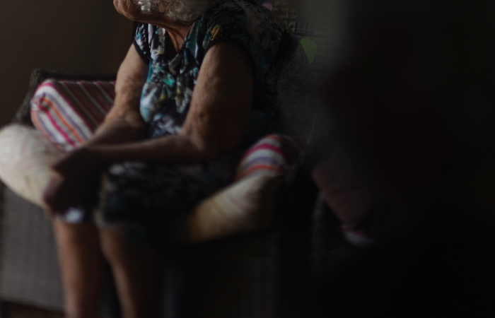 Dados da Secretaria de Justiça e Direitos Humanos mostra um crescimento de 83% nas denúncias ao Centro Integrado de Atenção e Prevenção à Violência Contra a Pessoa Idosa (Ciappi). (Foto: Peu Ricardo/DP.)