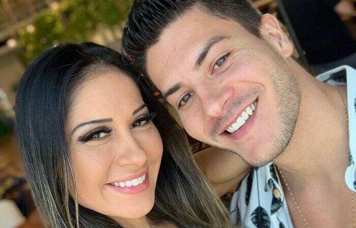 Sinto muito pelas famílias que ele destruiu', diz Mayra Cardi sobre  traições de Arthur Aguiar | Viver: Diario de Pernambuco