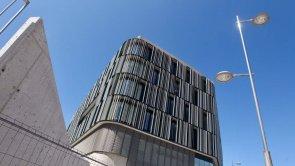 Resultado de imagen de o novo edificio xudicial da parta inaugurase o proximo 3 de setembro