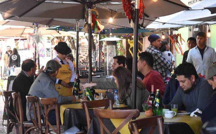 Violencia en Guanajuato sube turismo en Querétaro - Diario de ...