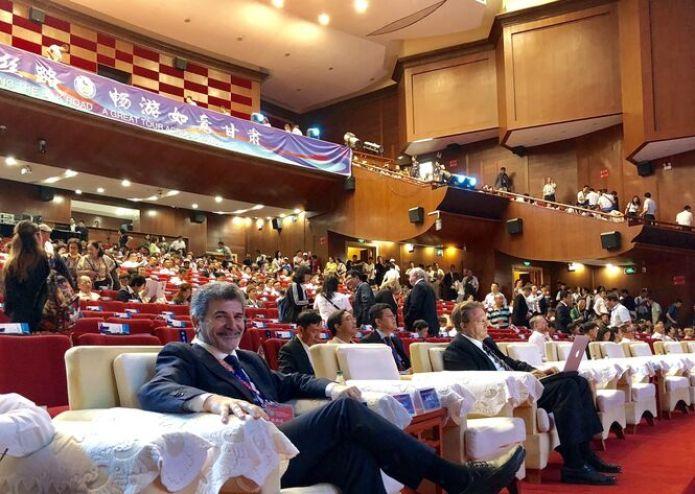 Sevilla 'se vende' en China como destino de congresos, eventos y rodajes