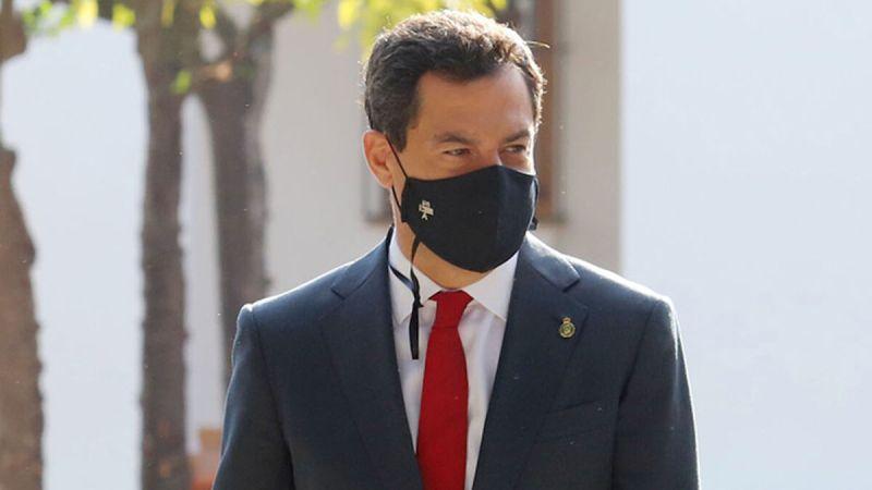 Moreno Bonilla, en una imagen reciente.
