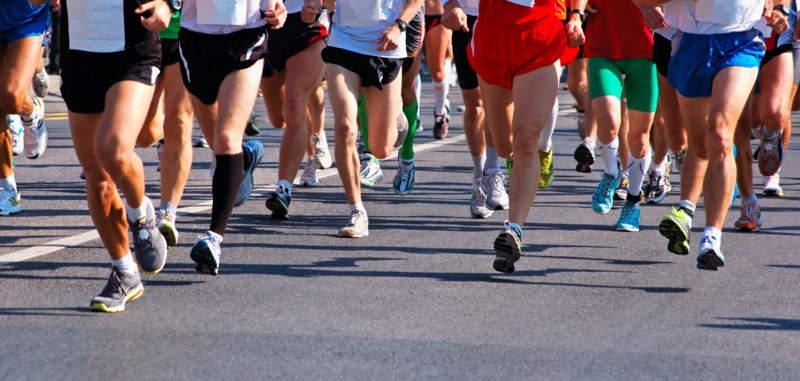 Entrenamiento para la maratón, día 1