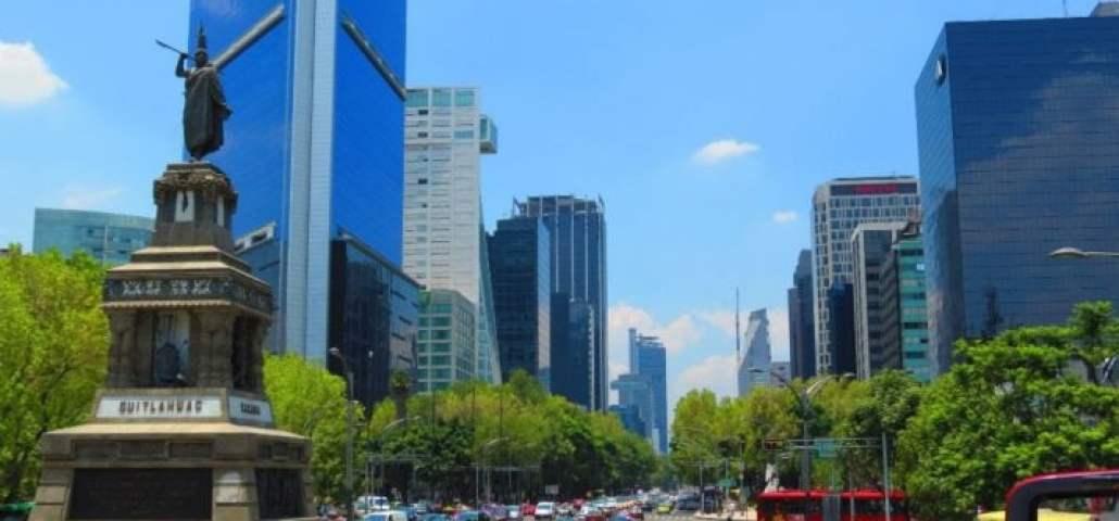 10 km en la Ciudad de México