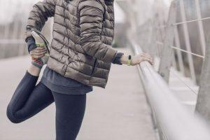 ejercicios básicos calentar y estirar