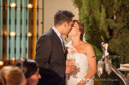 brindis en boda