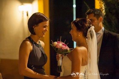 Entrega ramo boda