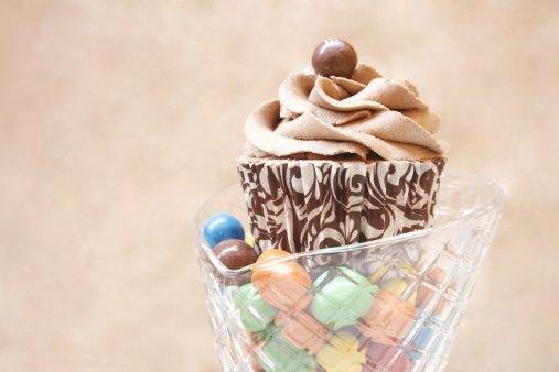 23f1c cupcakesdecaramelo003 - Pon tu Toque personal al CandyBar: Recetas de Cupcakes
