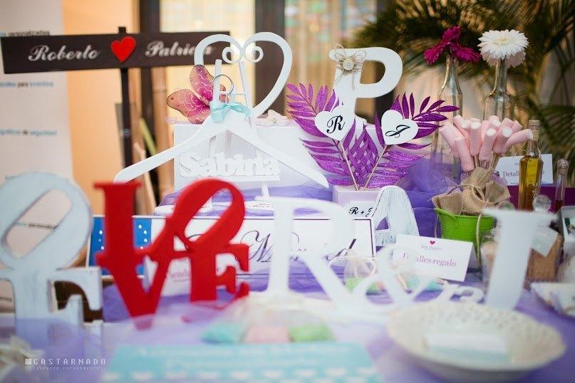 detalles bonitos para decorar tu boda - Con Lluvia y con Sol - Decoración a Medida.
