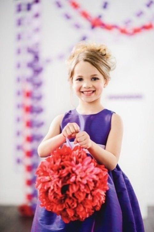 peinados de fiesta para niñas