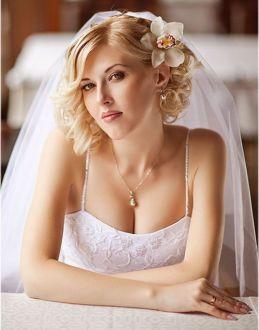 peinados para novias con pelo corto