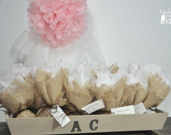 detalles boda utiles belleza hatillos naps hechoporkit final - Prepara tu Boda DIY con Hecho por Kit