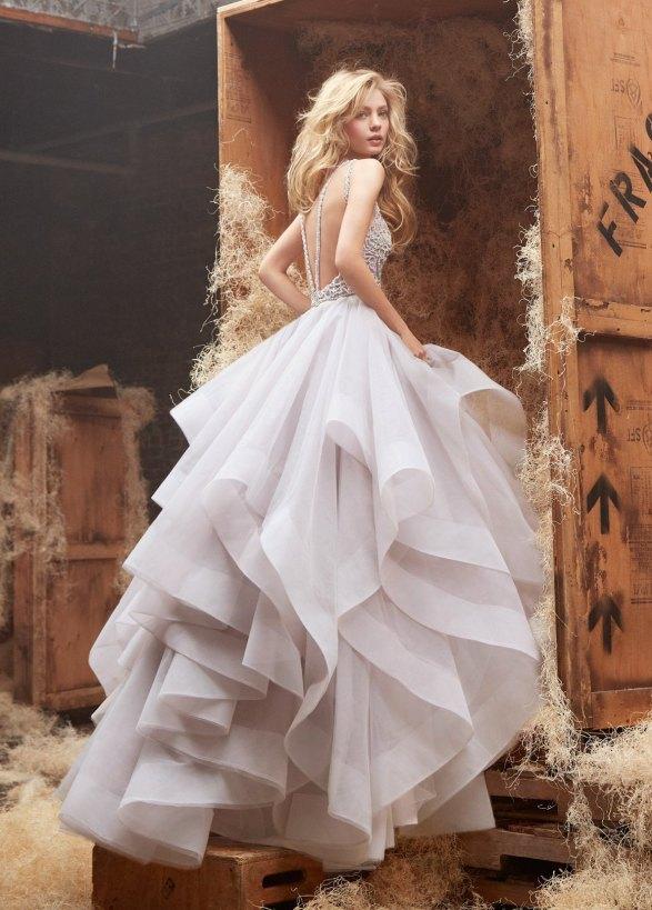 Vestidos De Novia By Hailey Paige Romantisismo Al Poder