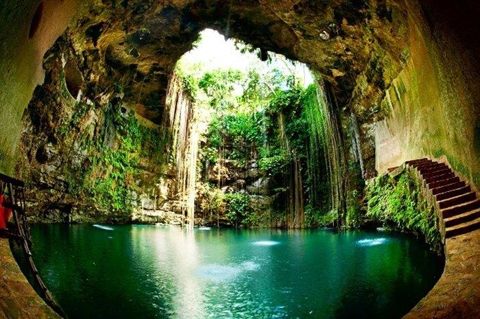 rivera maya cenote