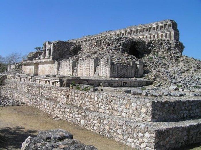 rivera maya kabah