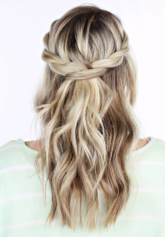 Peinados faciles para novia paso a paso
