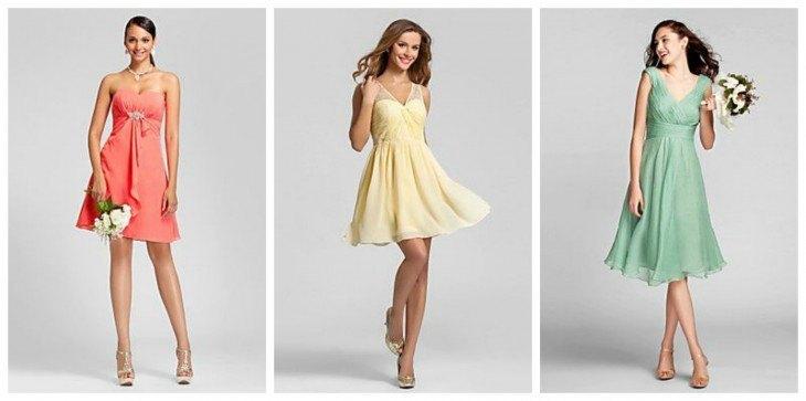 Vestidos de novia cortos baratos online