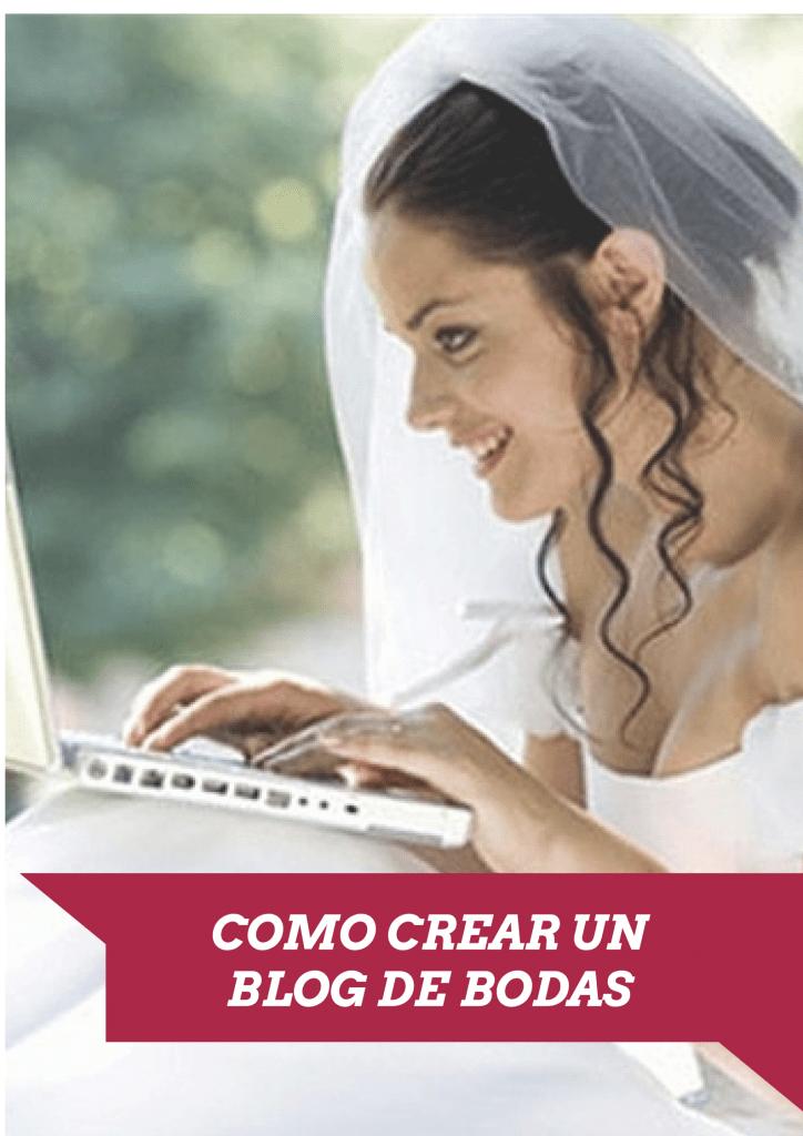 Como crear un blog de bodas paso a paso
