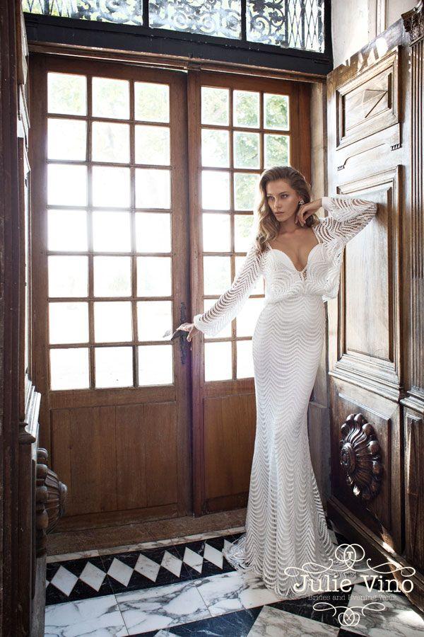 Julie Vino Vestidos Modelo Jennifer