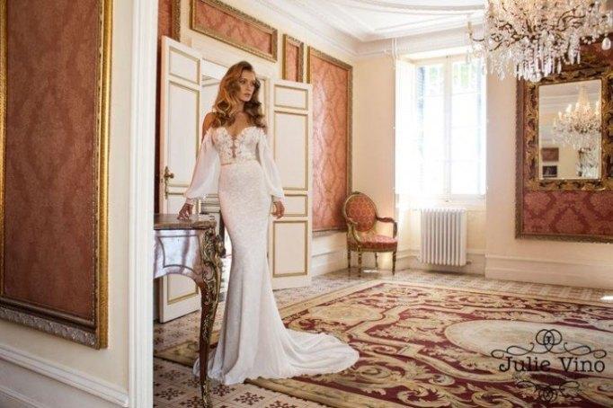 Julie Vino Vestidos Modelo Cecile