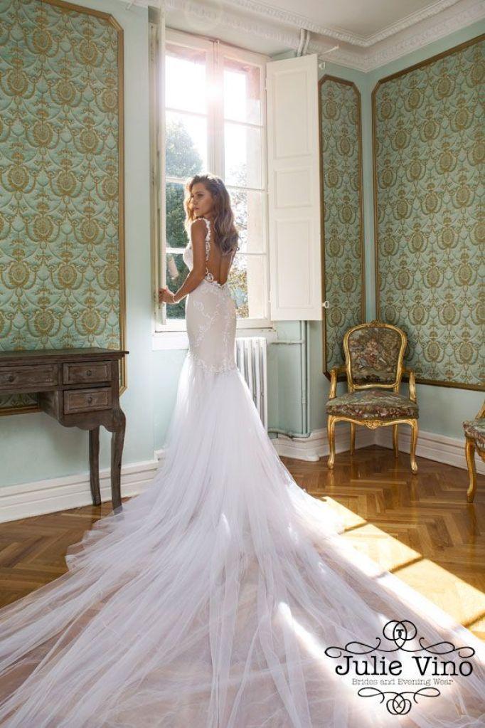 Julie Vino Vestidos Modelo Lindsay