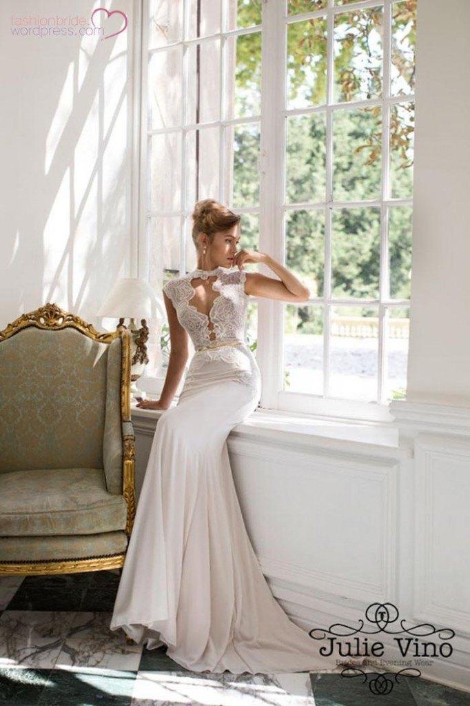 Julie Vino Vestidos Modelo Grace