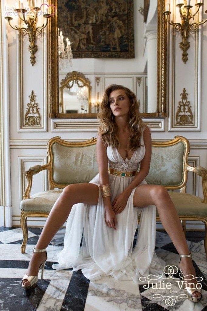Julie Vino Vestidos Modelo Irene