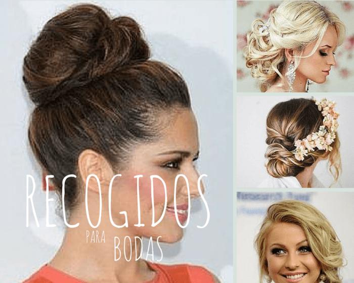 Peinados Y Recogidos Para Bodas Diario De Una Novia