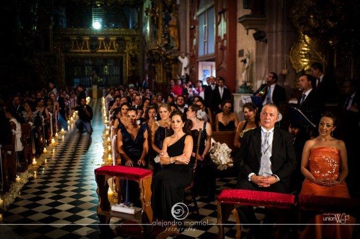 boda religiosa en mexico