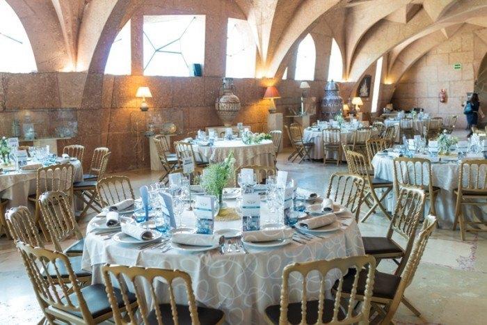 Comedor Pabellón de las Artes en Granada