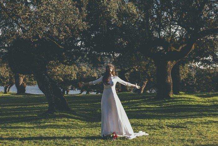 - Editorial la novia de la Dehesa