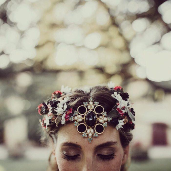 tocados cherubina ir de bodas