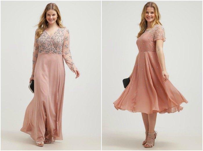Vestidos de tallas grandes para bodas