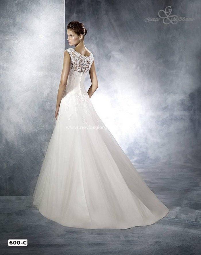 vestido de novia barato en madrid Giorgio Batane