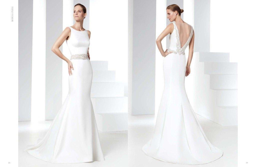 5875bdeb7 Image Of Como Decorar Un Vestido De Novia Sencillo Los Vestidos de ...