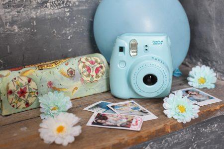 polaroid para bodas fujifilm