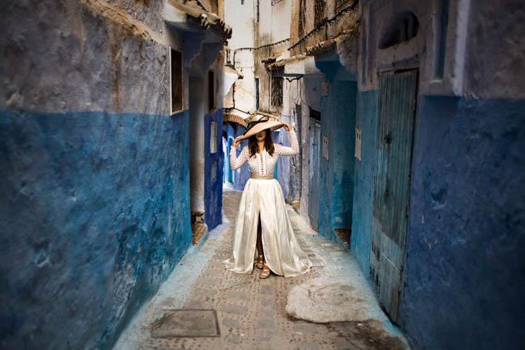 Boda Marrakech 16 - PostBoda en Chaouen, un Precioso Pueblo Azul en Marruecos