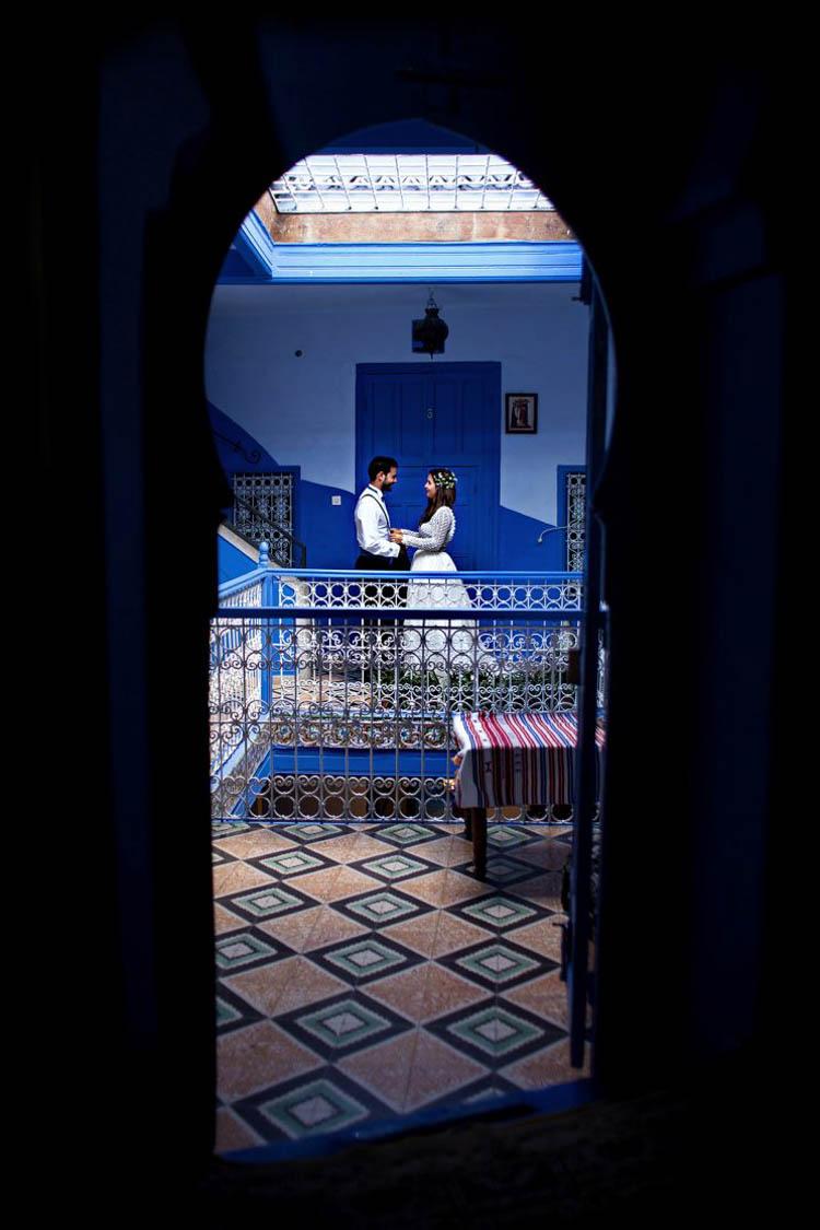 Boda Marrakech 26 - PostBoda en Chaouen, un Precioso Pueblo Azul en Marruecos