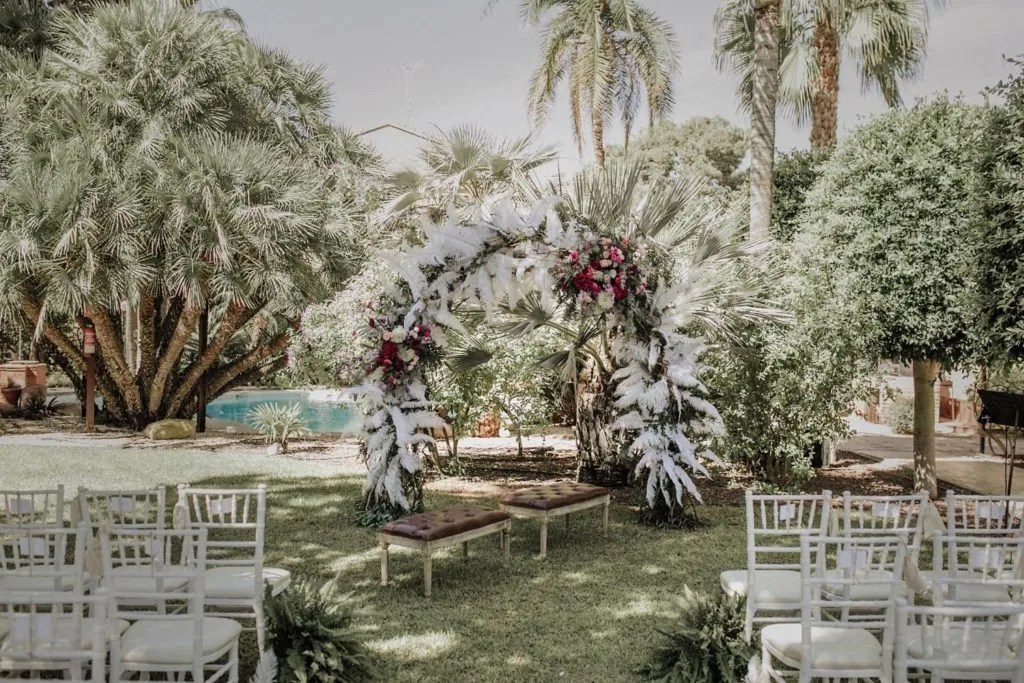 ideas decoracion ceremonia civil