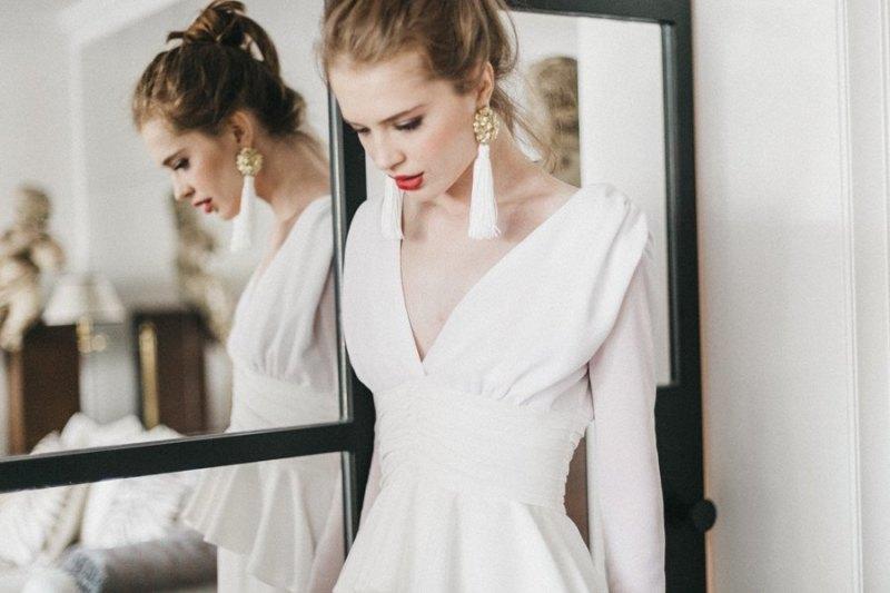vestidos de novia Cherubina Sevilla