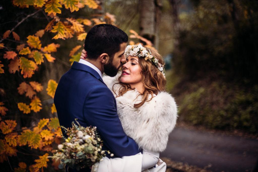 Pia Alvero fotografia de boda bonita en Bilbao. 1065 - La Boda Rústica de Tania y Rober en el Corazón del País Vasco