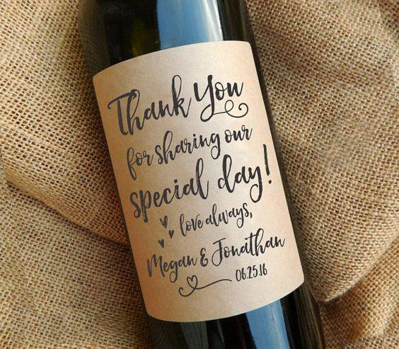 etiquetas para botellas de licores bodas (5)