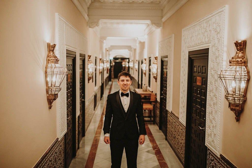 Irish wedding Hotel Alfonso 13 Seville 7 - La Boda Irlandésa de Ciara y Ciaran en Hotel Alfonso XIII