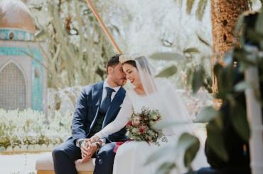 CEREMONIA184de270 - The Romantic Wedding of María and Javier