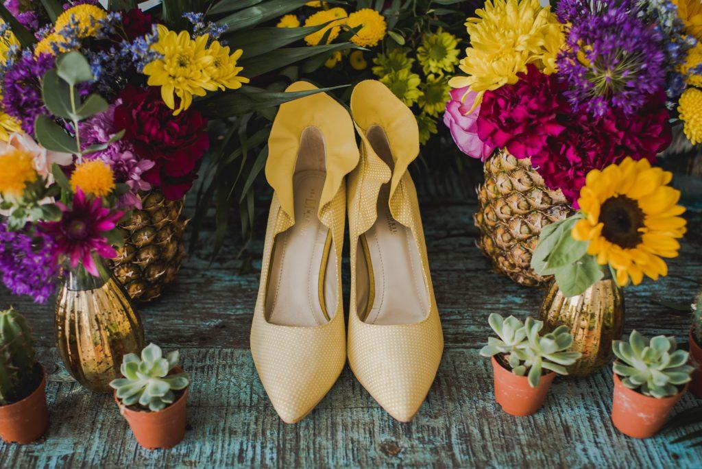 inspiración mexicana para bodas atrevidas