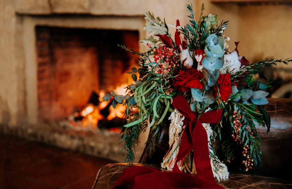 Editorial Boda en Navidad 4 - Xmas Date, Una Editorial con Olor a Canela