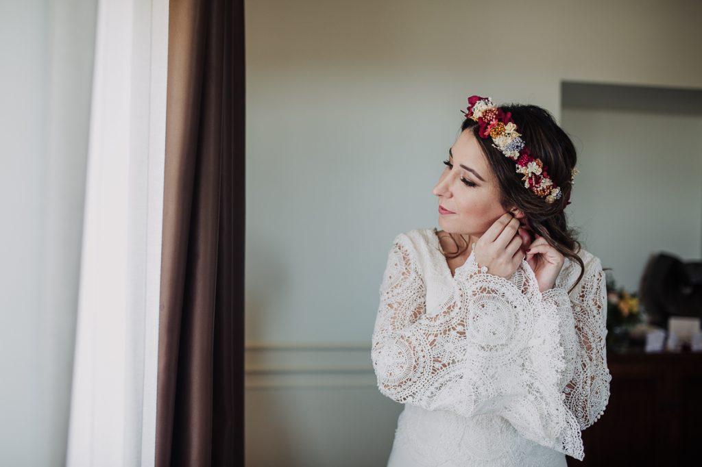 boda en finca prados moros Madrid 8 - Boda en un Embarcadero en Medio de la Sierra